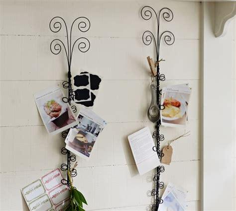 card holder tree pottery barn