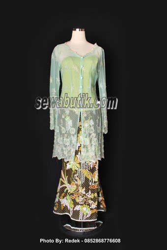 For Rent Sewa Baju Kebaya Beskap Pengantin Hijau Sepasang sewabutik sewa gaun pesta kebaya jas pria