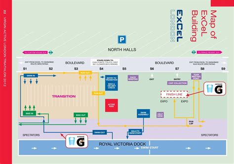excel centre layout excel london map