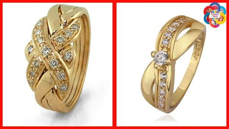 latest gold ring designs for girls women rings in 2019