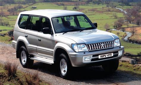 toyota co image gallery land cruiser 90