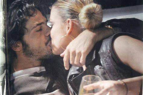 marrone e marco bocci al bacio a roma marco bocci e marrone primo bacio in vista foto