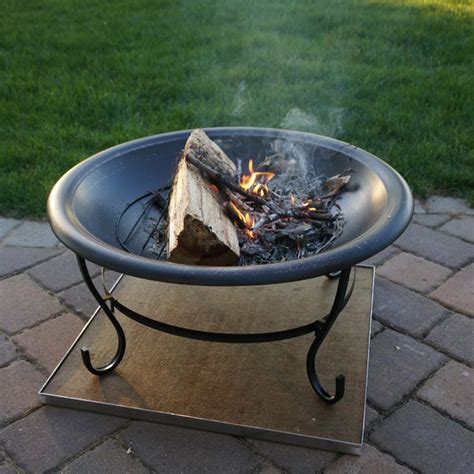 pit deck protector deck protect 36 quot x 36 quot in pit chiminea deck