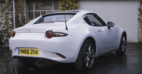you mazda 2017 mazda mx 5 rf review by carfection gives you reasons