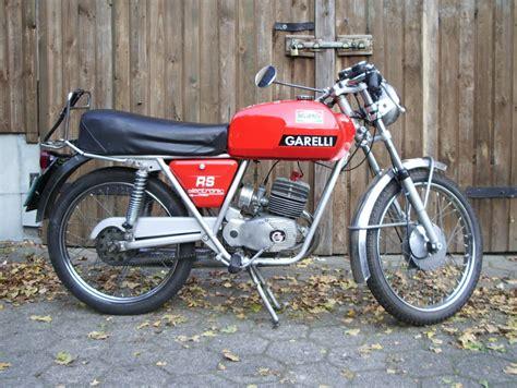 Motorrad Fuchs Os by Garelli 50