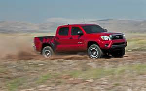 2012 Toyota Tacoma Trd 2012 Toyota Tacoma Trd Tx Baja Series Side Photo 6