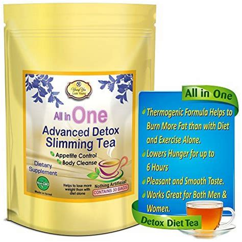 Best Tea Detox Cleanse For Weight Loss by All In One Delicious Detox Tea Fast Weight Loss Tea