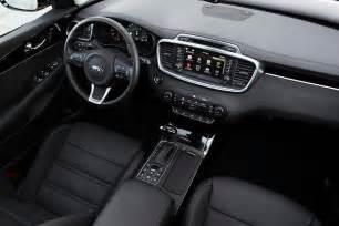 Kia Sorento Inside Pictures 2017 Kia Sorento Interior Carman 205 A