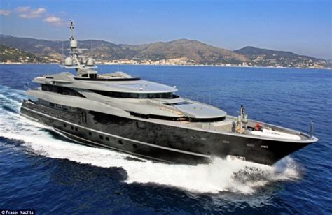 yacht event layout from extravagant floating discos to classic superyachts