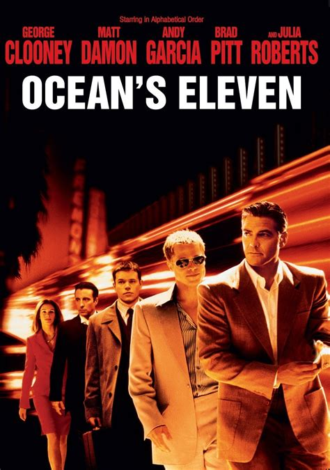 Quote in Ocean's Eleven – Perpetual Adoration K 11 Poster