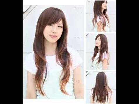 Hair Clip Fashion Rambut Model korean new hair style model rambut terbaru korea