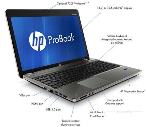 Hardisk Laptop Hp Probook hp probook 4530s intel i5 2450m 4gb ram 500 gb