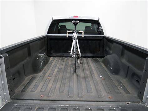swagman truck bed bike rack ford f 150 the claw fork mount bike carrier