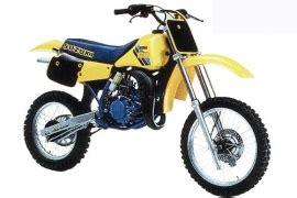 Suzuki Rm80 Specs Suzuki Rm80 1987 1988 1989 1990 1991 1992 1993