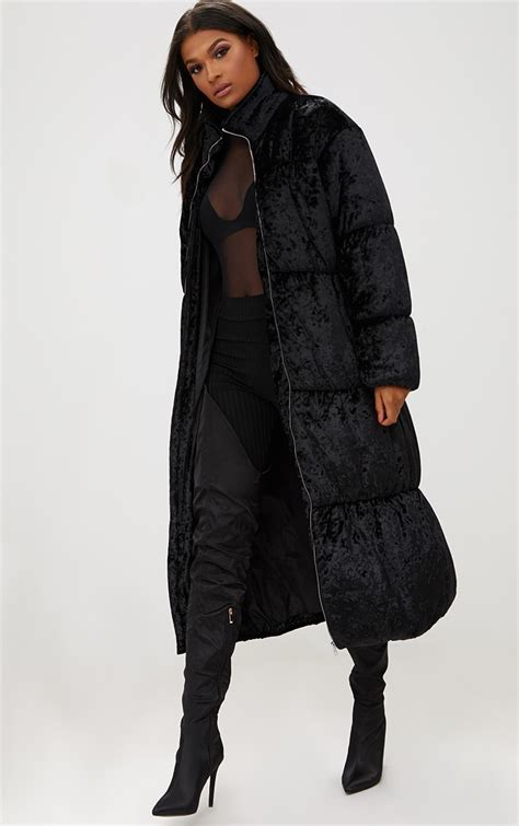 Puffer Coat s coats jackets winter coats prettylittlething ie