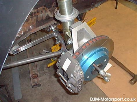rally truck suspension djm motorsport projects colin mcrae mkii escort