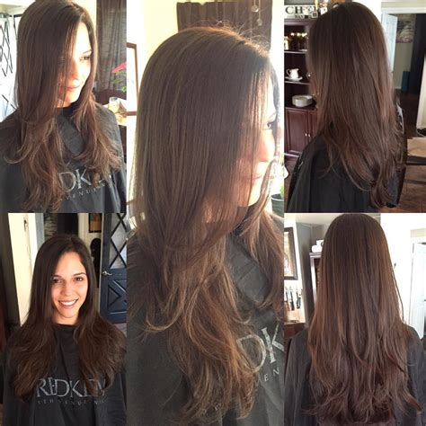 hair styles cut hair in layers and make curls or flicks interior layers haircut 13 with interior layers haircut