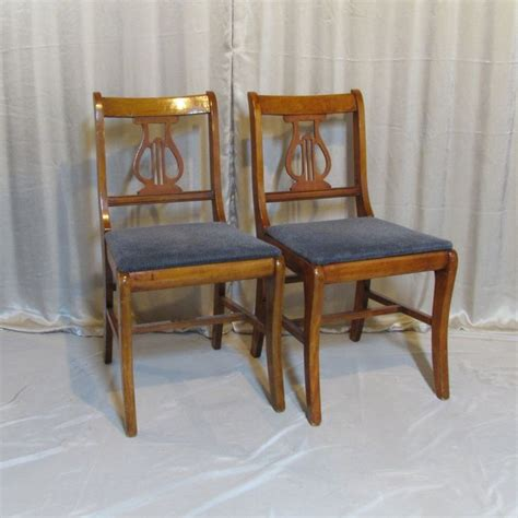 1940s Dining Room Furniture 22 Best Images About Lyre Back 1940 Dining Room Furniture On Drop Leaf Table Ruby