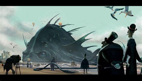 godlike monster art images digitalartio