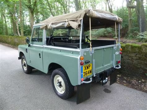 1980 land rover xwp 364w 1980 land rover series 3 soft top