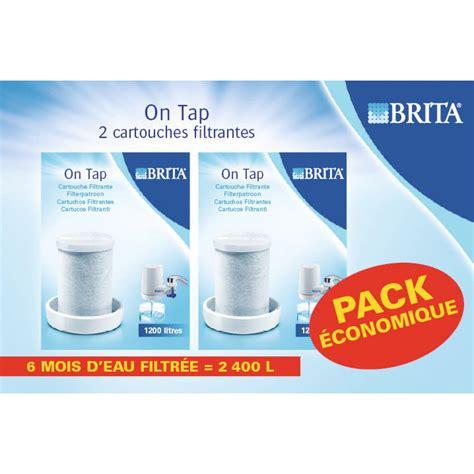 Filtre Brita Pour Robinet by Cartouche Pour Filtre Sur Robinet Brita 1200 L Vendu
