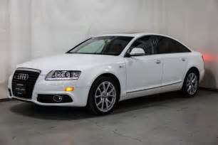 2011 Audi A6 Premium Plus 2011 Used Audi A6 4dr Sedan Quattro 3 0t Premium Plus At