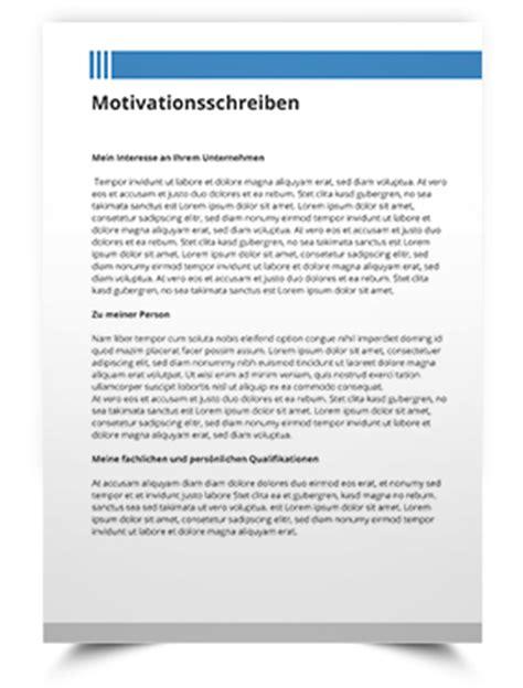 Bewerbung Einleitung Anzeige Die Dritte Seite In Der Bewerbung Motivationsschreiben Kurzprofil