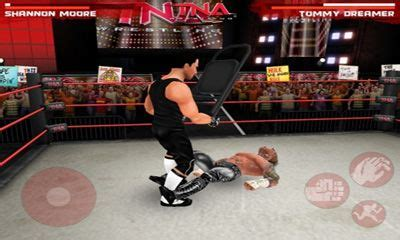 tna impact apk hd for android with pc style experiance shd s