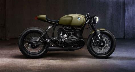 Motorrad Classic Magazine by Dieser Bmw Cafe Racer Ist Ein Echter Rohdiamant Classic