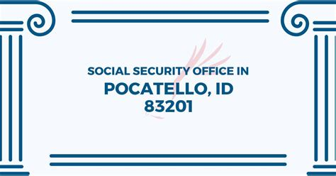 Social Security Office Locations Near Me by Social Security Office In Pocatello Idaho 83201 Get
