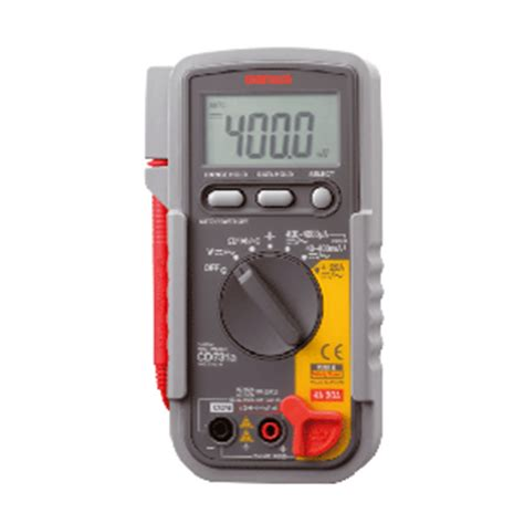 Digital Multimeter Sanwa Cd771 kys rakuten global market sanwa sanwa electric meter
