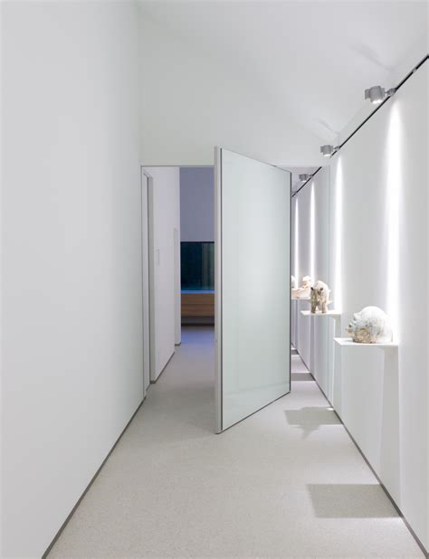 The Invisible Door by Modern Interior Doors With An Invisible Door Frame
