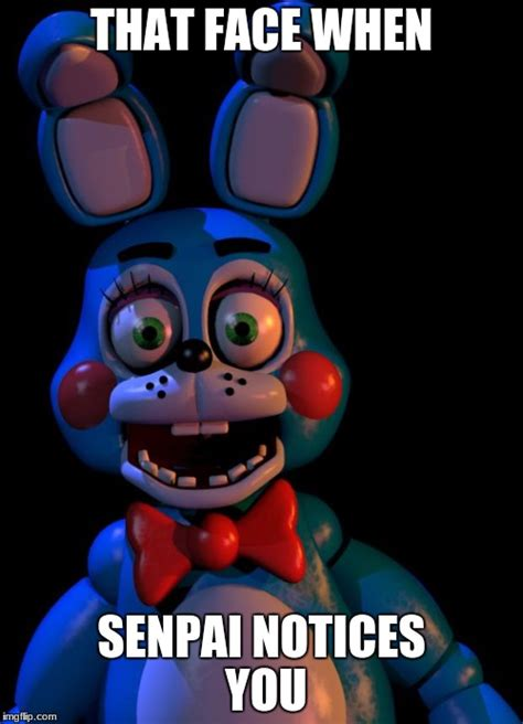 Mixer Eyes Meme - toy bonnie fnaf imgflip