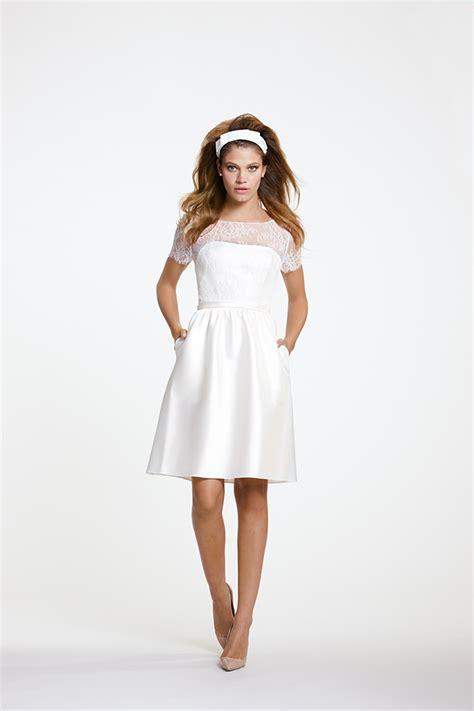 Favorite Short Wedding Dresses   Glamour & Grace