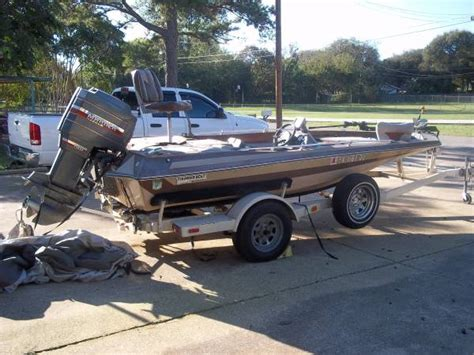 boats for sale dallas tx 1986 thunderbolt bass boat 3200 boats for sale