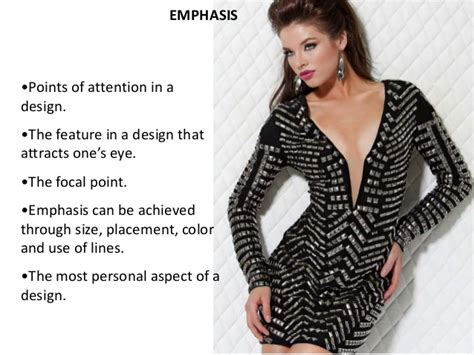 fashion design meaning principlas of design in fashion