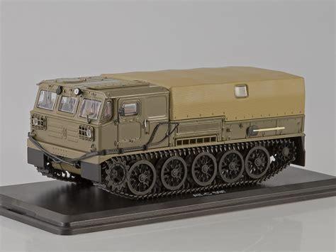 ssm3007 artillery crawler tractor ats 59g khaki ssm