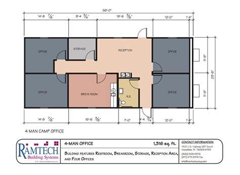 permanent modular plans floor plans for modular banks and lease fleet north american buildings ramtech relocatable and permanent modular building floor plans