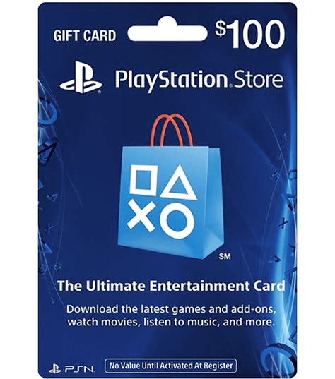 Playstation Gift Cards - psn gift card 100 us email delivery mygiftcardsupply