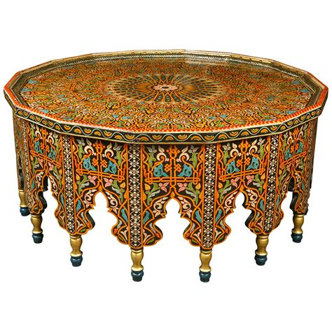 moroccan tea table coffee table moroccan painted coffee table moroccan coffee table base awesome plans in your