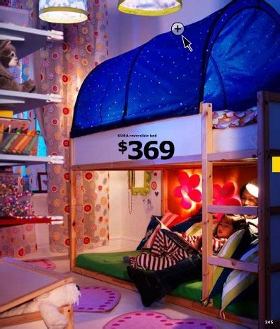 Ikea Bunk Bed Tent Bed Tent From Ikea For The