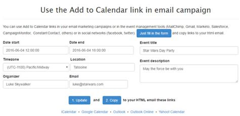 make an event calendar free create outlook calendar event file free