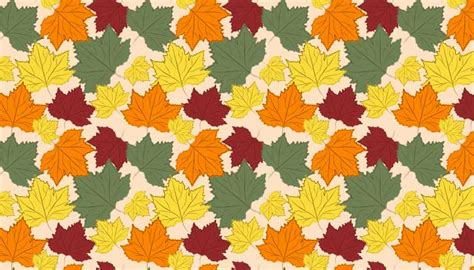leaf pattern photoshop 8 autumn leaf and umbrella patterns and backgrounds