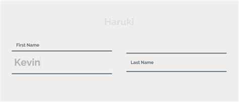 Html Input Pattern Ie | inspiration for text input effects codrops