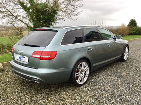 Audi A6 Avant 2010 by Sold Audi A6 Avant 2 0 Le Mans Nb Car Sales