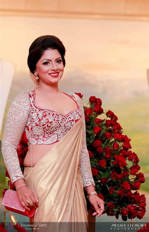 sri lankan actress saree designs 2018 sri lankan actress saree b s in 2019 saree sari