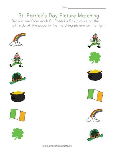 kindergarten activities st patrick s day st patrick day worksheets for kindergarten preschool crafts