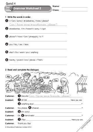 Extra worksheets | food | Colegios y Estudio