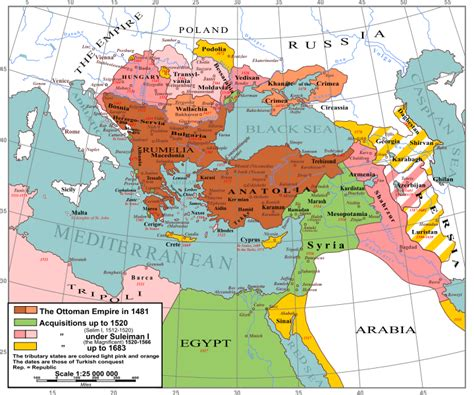 ottoman empire population europe s declining powers ottoman decay western
