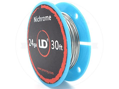 Nichrome Wire Ni80 26 Awg By Youde Ud nichrome wire by youde ud the vape shop hong kong